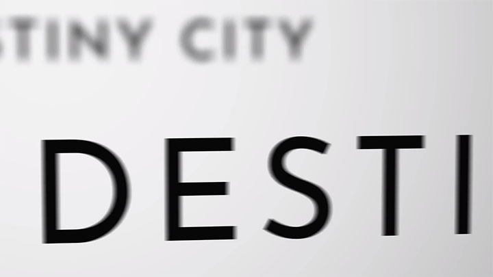 Destiny City Film Festival Logo Reveal